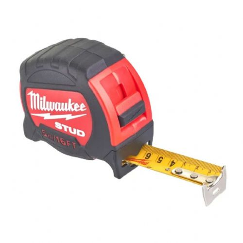 Milwaukee 48229917 STUD™ Tape Measure 5m/16ft (Width 27mm)